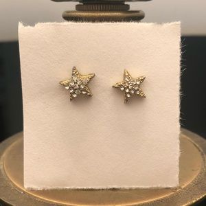 Jewelry - ✨ sparkly star ⭐️ stud earrings ✨
